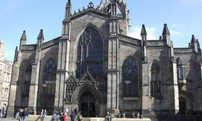 Schottland Kirche
