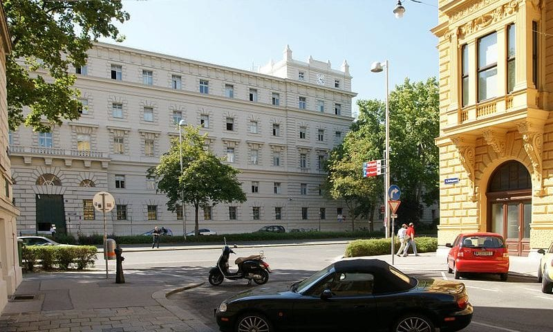 Straflandesgericht Wien