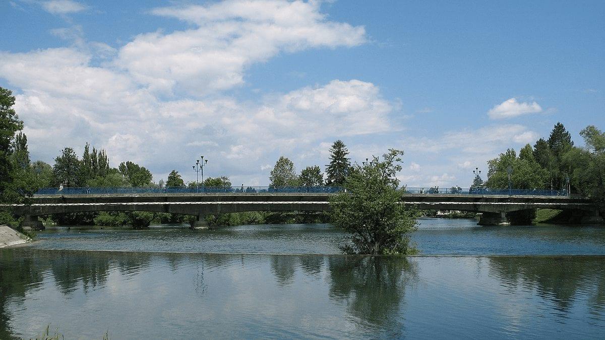 Brücke Bihac Bosnien