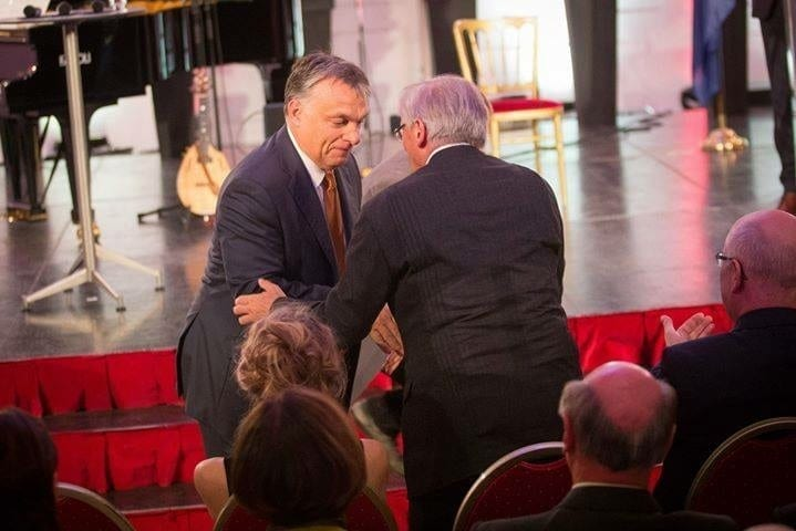 Viktor Orban - ungarischer Premierminister