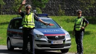 Austria: Bosnian Deported For Driving Without Licence 45 Times Has 135,000 ? Unpaid Fines