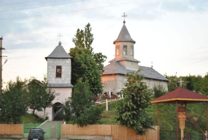 Sapoca Rumänien