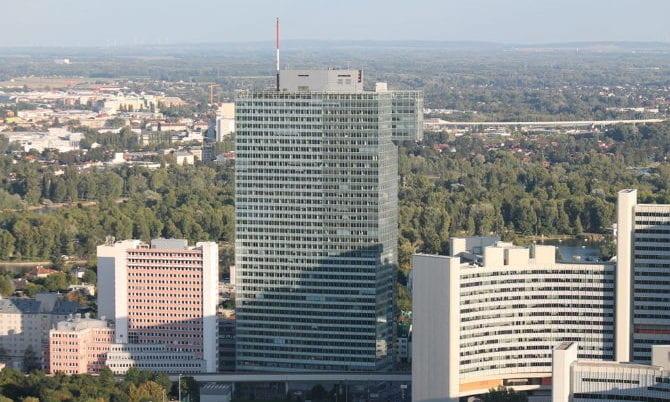 K 4 Tower 1220 Wien