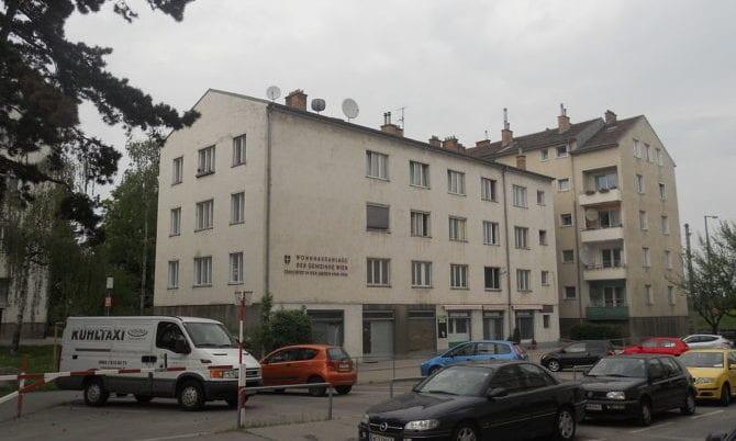 Wehlistraße