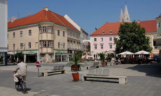 Wiener Neustadt Hauptlatz