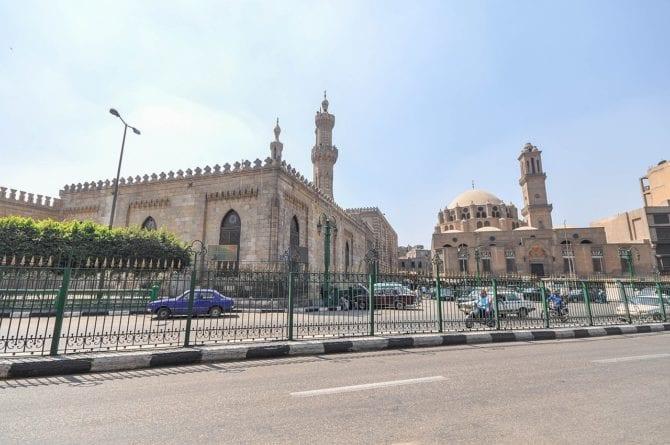 Al-Azhar Universität in Kairo