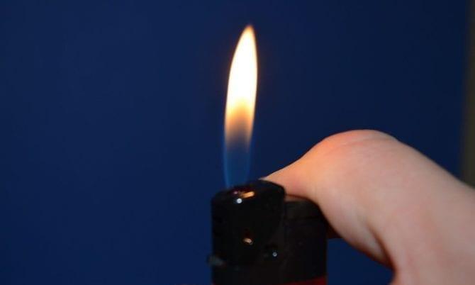 Brandanschlag