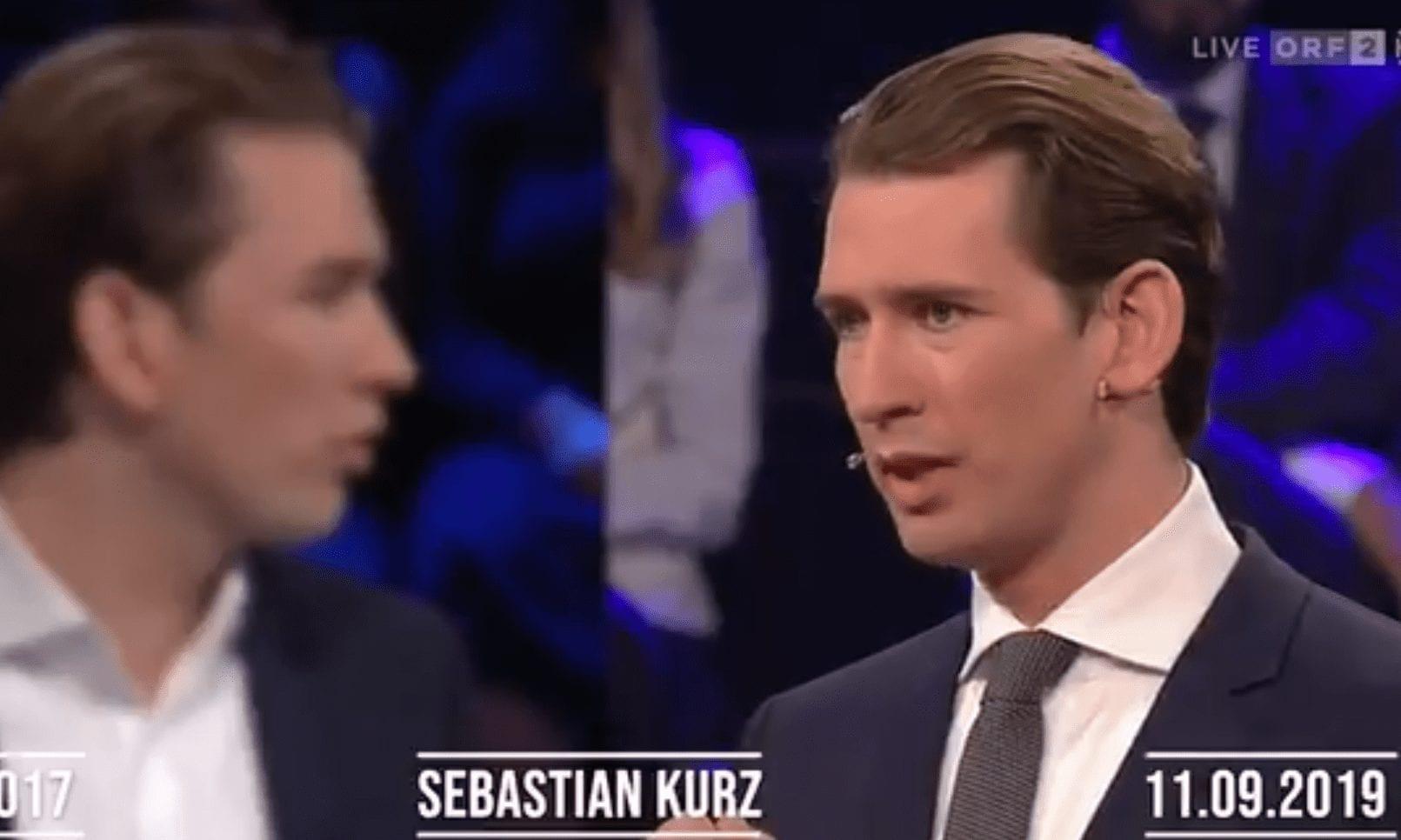 Ist Sebastian Kurz im Meidlinger Waldvierteldorf aufgewachsen?