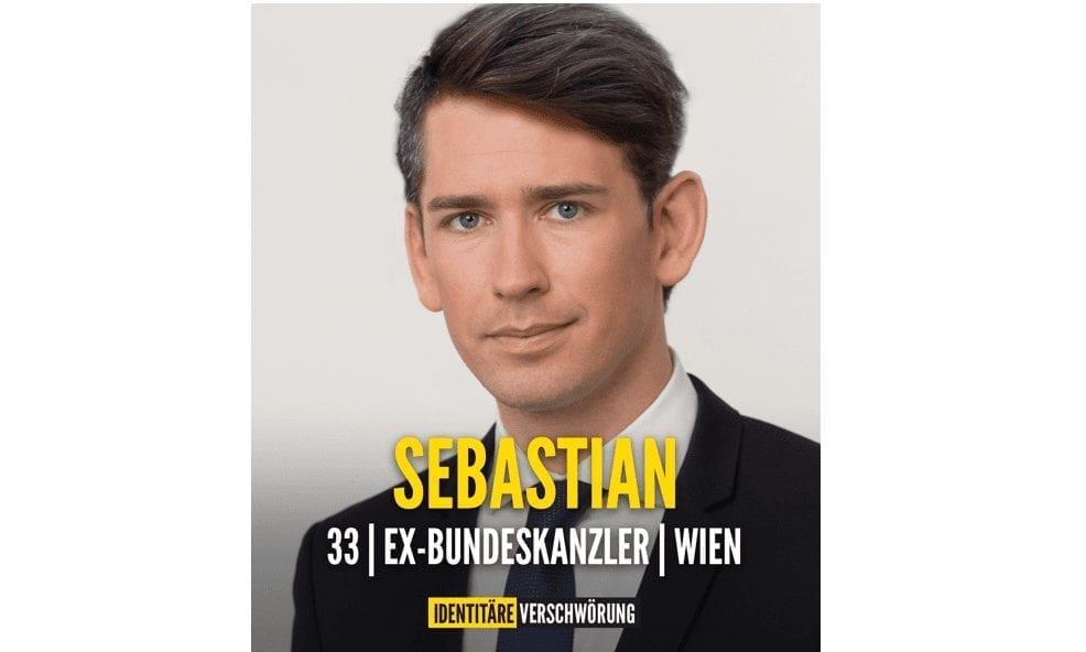 Studie: Sebastian Kurz und die identitäre Verschwörung