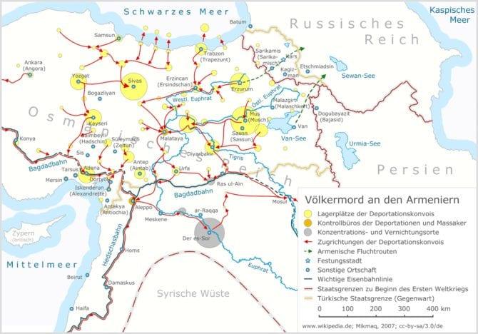 Völkermord Armenier