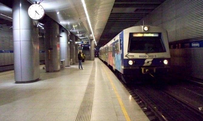 S-Bahnstation Rennweg