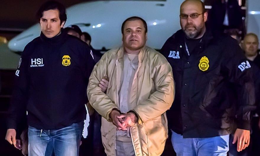 """Sohn von mexikanischem Drogenboss """"El Chapo"""" festgenommen – und gleich wieder freigelassen"""