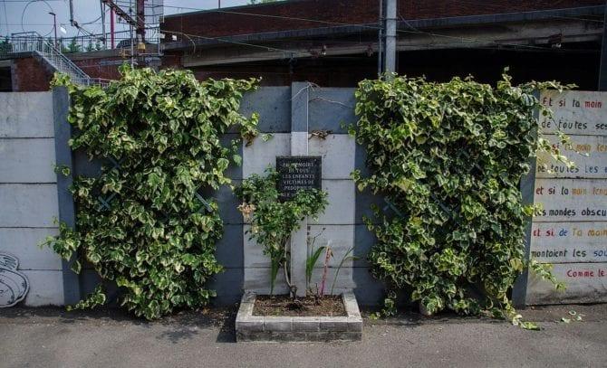 Gedenkstein Dutroux