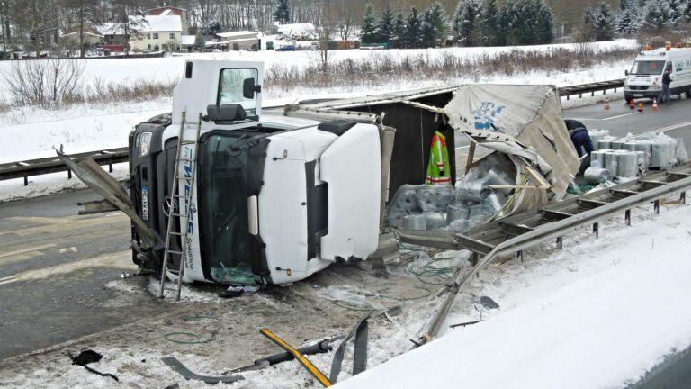 Lkw Unfall Limburg
