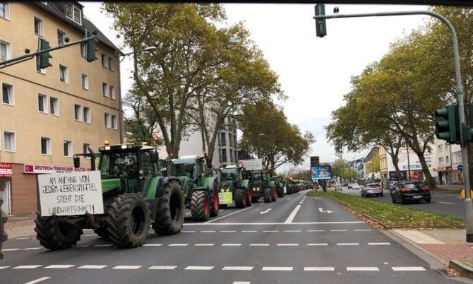 Traktor NRW