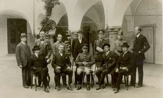 Alliiertenkommission Kaernten