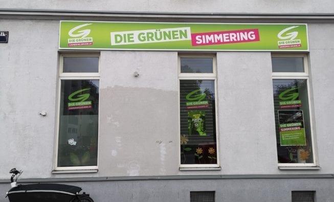 Die Grünen Simmering