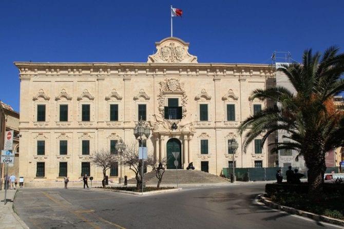 Regierungspalast Valetta