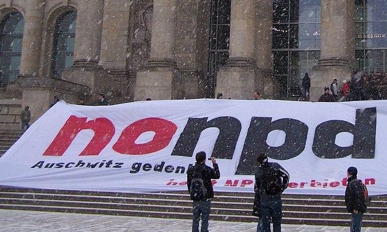 No NPD VVN BdA