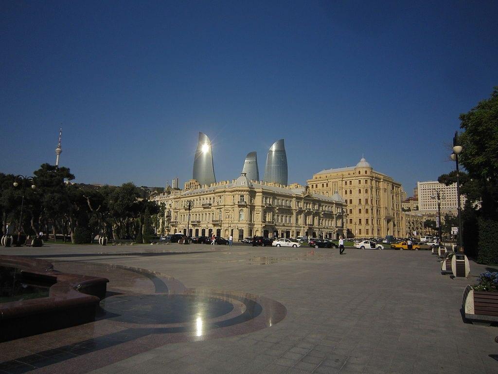 SOCAR Baku Aserbaidschan