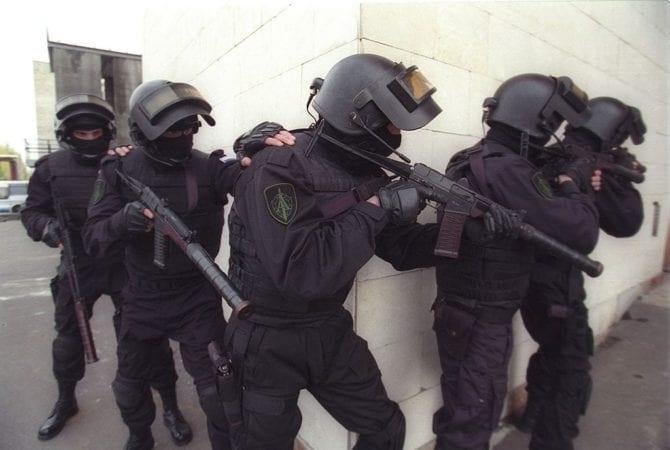 Russischer Inlandsgeheimdienst FSB