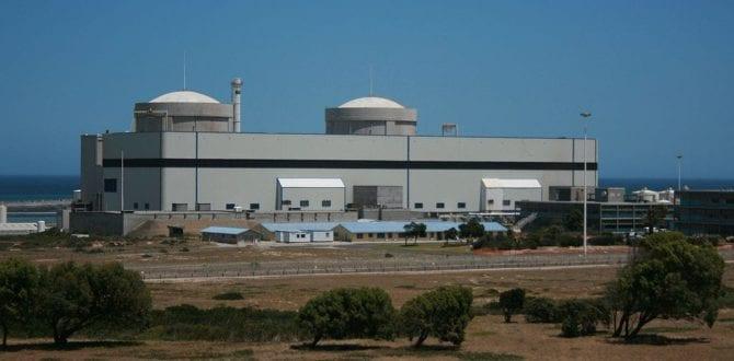 Atomkraftwerk Südafrika