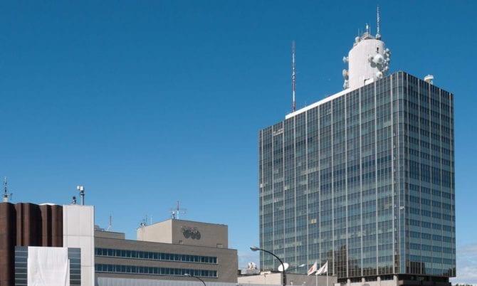 Japanischer Sender NHK