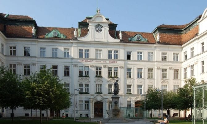 Amthaus Wien-Josefstadt