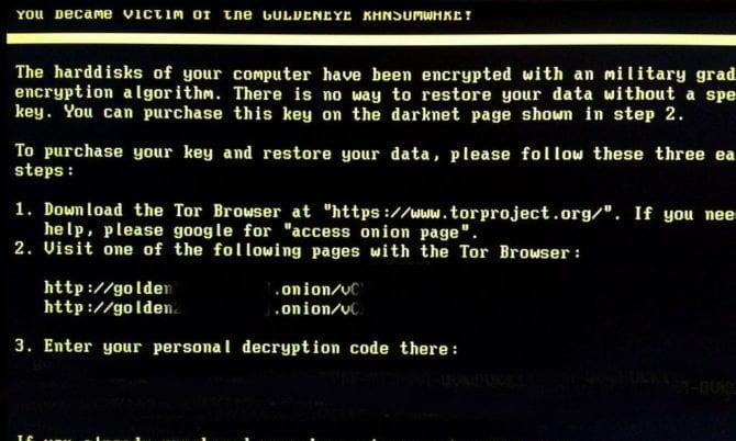 Erpresser-Trojaner