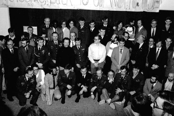 US Geiseln Teheran 1979