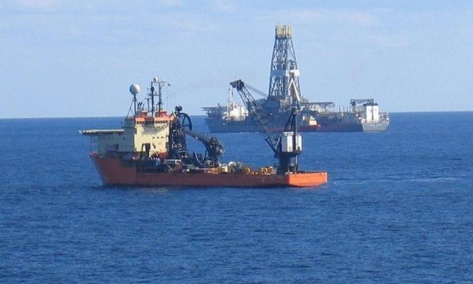 Leviathan Erdgasprojekt