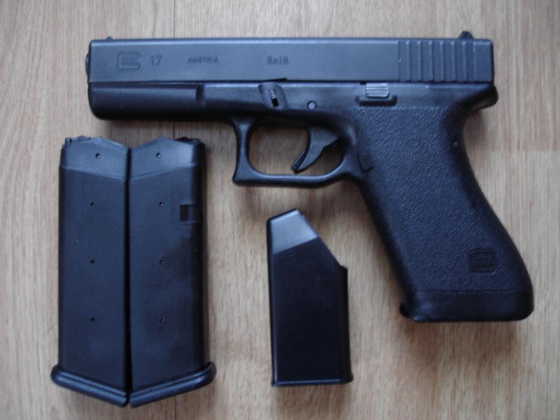 Glock Pistole