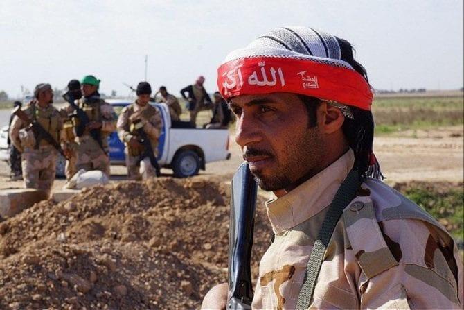 Schiitische Miliz Irak