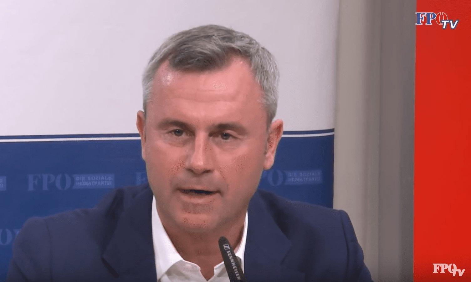 FPÖ-Chef Hofer spricht Klartext zu ORF: So spart man GIS-Gebühren