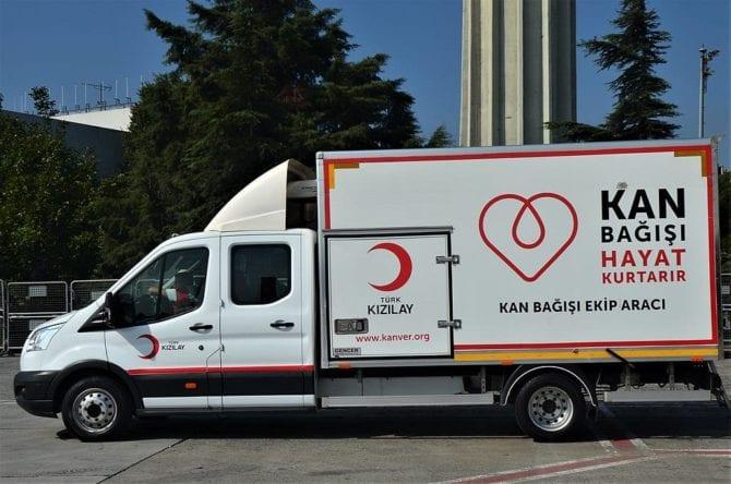 Türkischer Roter Halbmond