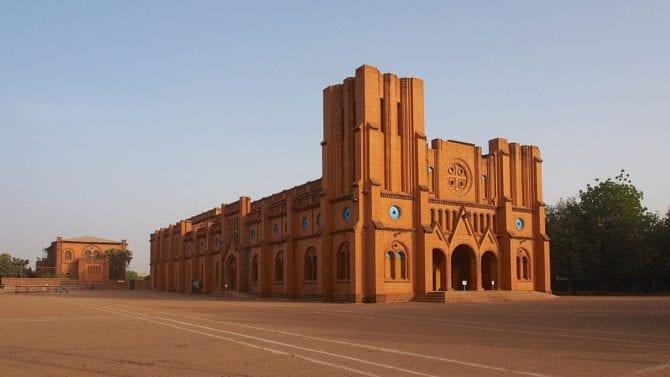 Burkina Faso Kirche