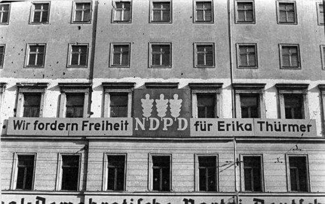 NDPD Zentrale Ost-Berlin