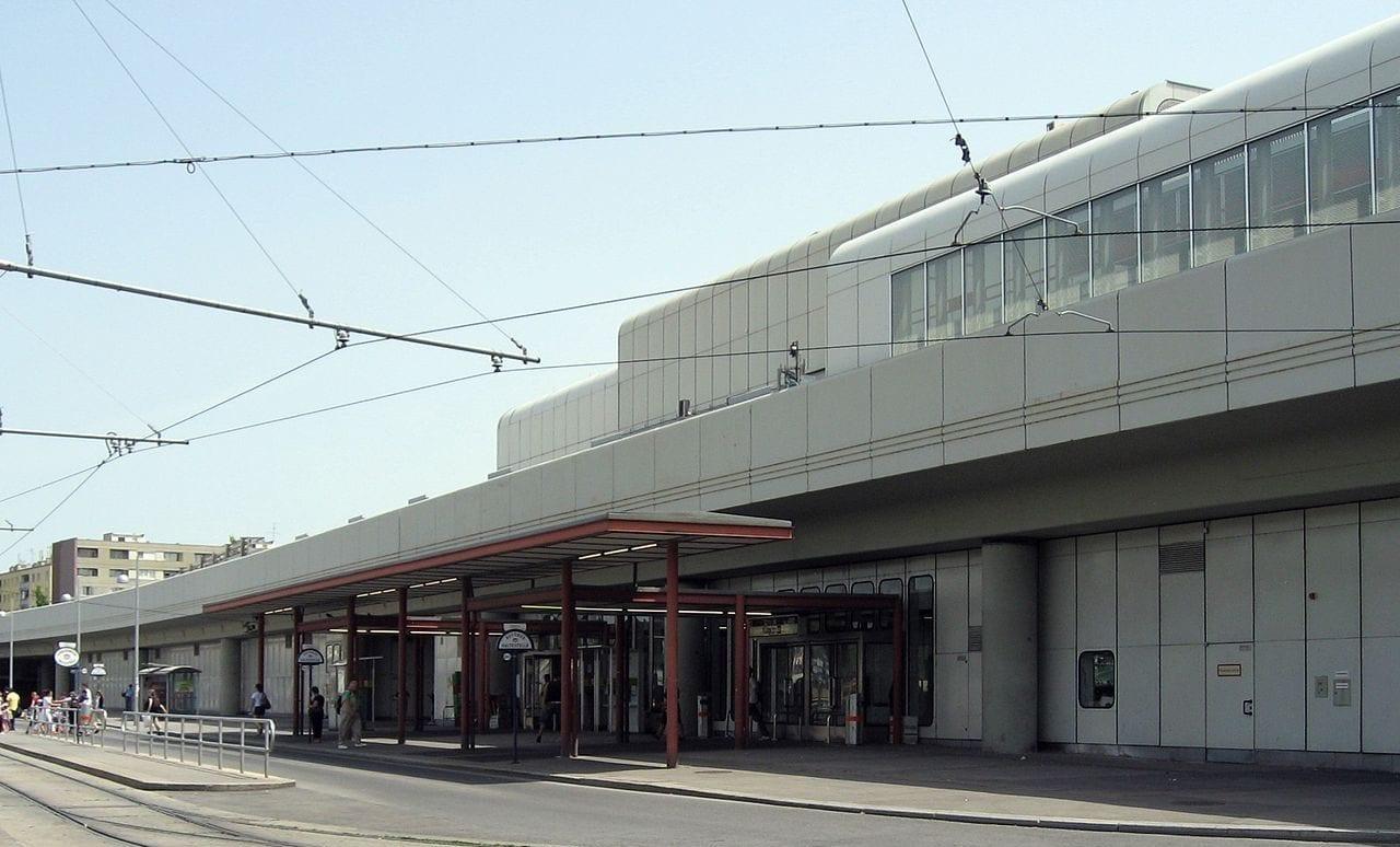U-Bahnstation Kagran