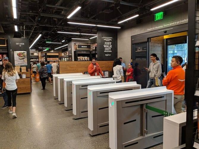 Amazon Seattle