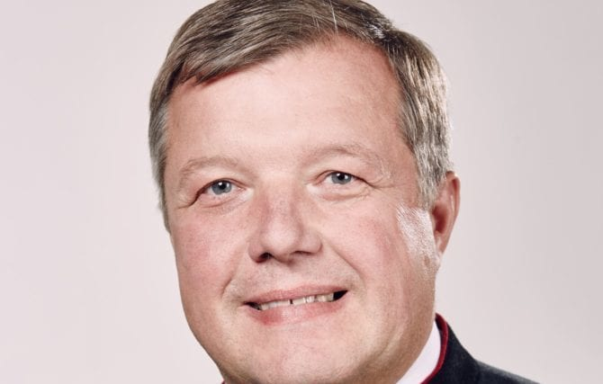 Bernhard Tilg