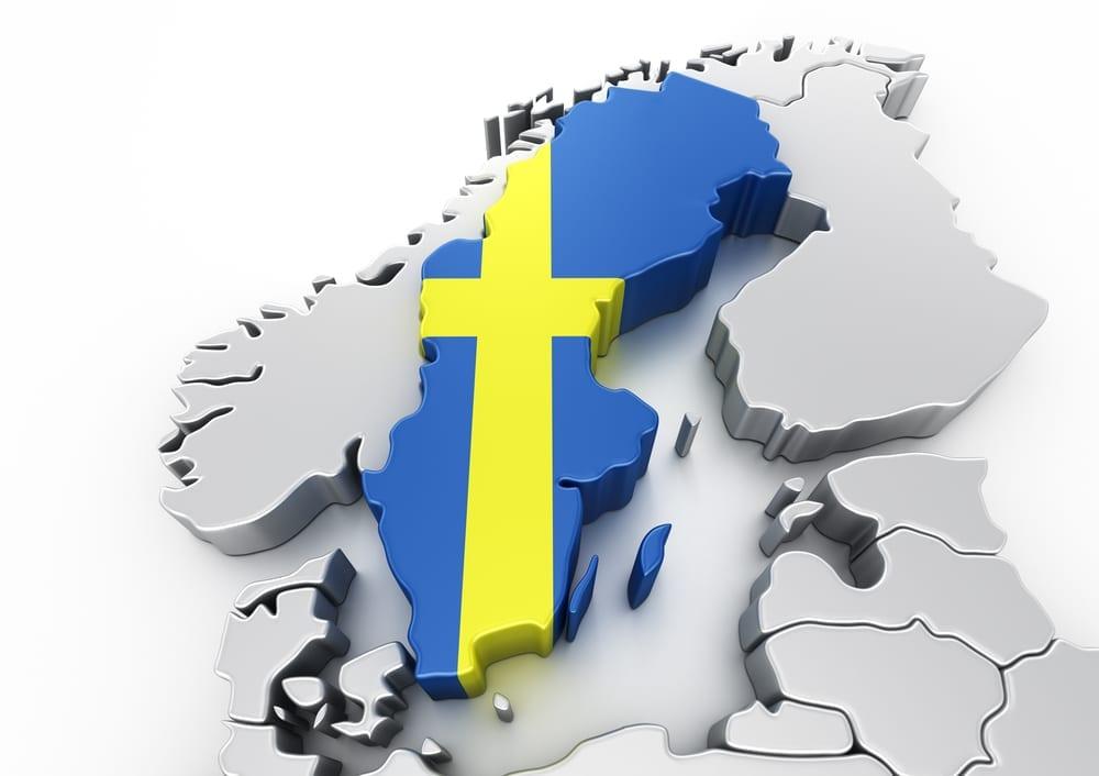Schweden Infizierte
