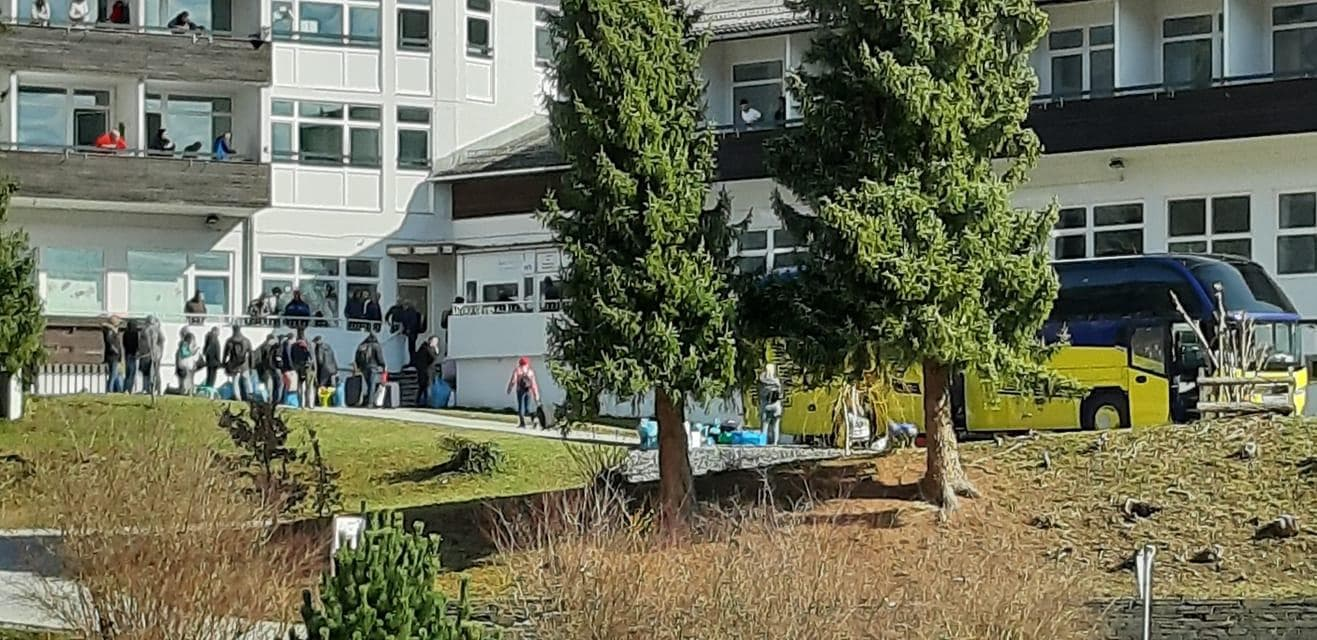 Flüchtlingsheim Ossiach