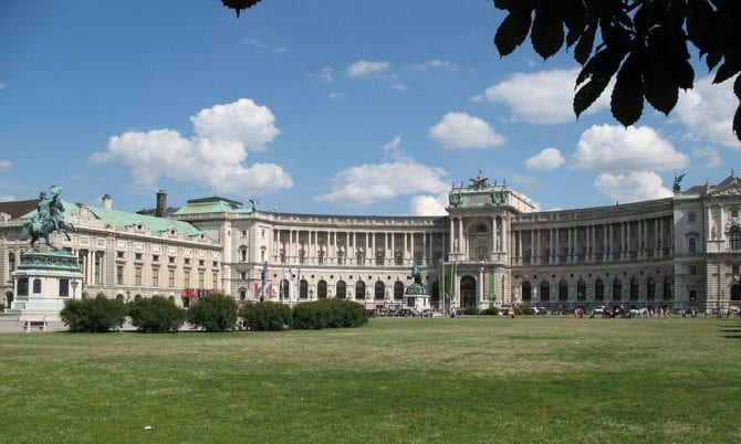 OSZE Wiener Hofburg