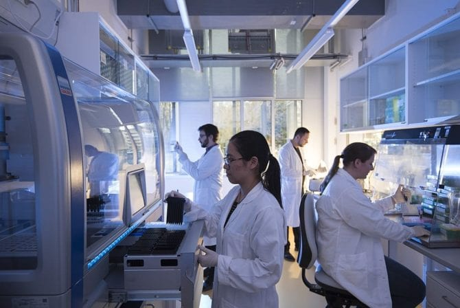 Medizinisches Labor