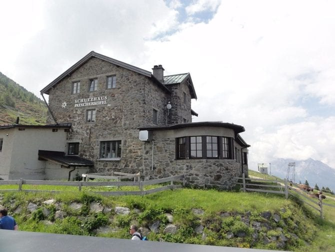 Alpenvereinshütte