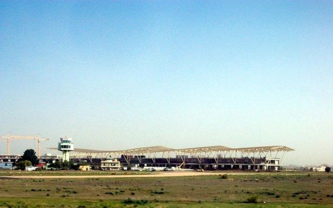 Flughafen Tripolis