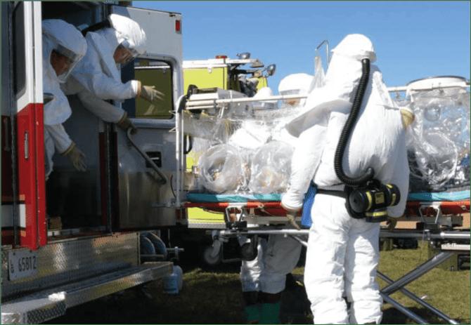 Bioterrorismus