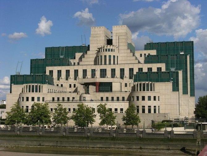 Geheimdienst MI6