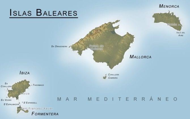 Balearen Inseln