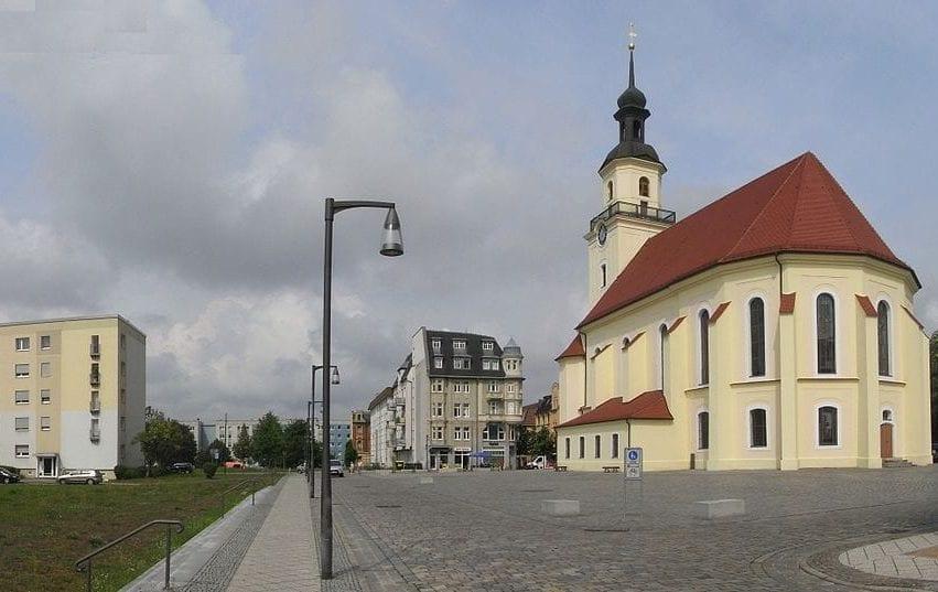 Forst_(Lausitz)_Markt